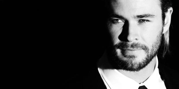 Australian actor Chris Hemsworth.