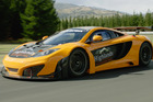 The McLaren supercar should attract a lot of interest in the final round of the Australian GT championship at Cromwell.