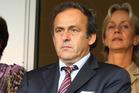 Uefa president Michel Platini. Photo / Getty Images