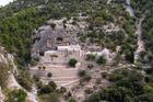 The Blaca Monastery on the island of Brac in Croatia. Photo / Jim Eagles