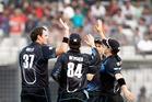 Experienced seamer Kyle Mills will captain New Zealand on their tour to Sri Lanka starting on November 10. Photo / AP