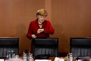 Angela Merkel. Photo / AP