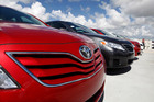 Toyota will not relinquish the Camry's spot as America's most popular car in 2013. Photo / AP