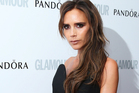 Victoria Beckham is nominated in the team-design category for Victoria Beckham Denim.Photo / AP