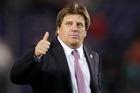 Mexico's head coach Miguel Herrera. Photo / AP