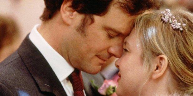 Bridget Jones fans were shocked at the death of Mr Darcy.Photo / AP