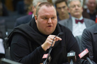 The police two months ago completed an investigation into the Government Communications Security Bureau's surveillance of German internet entrepreneur Kim Dotcom. Photo / Mark Mitchell