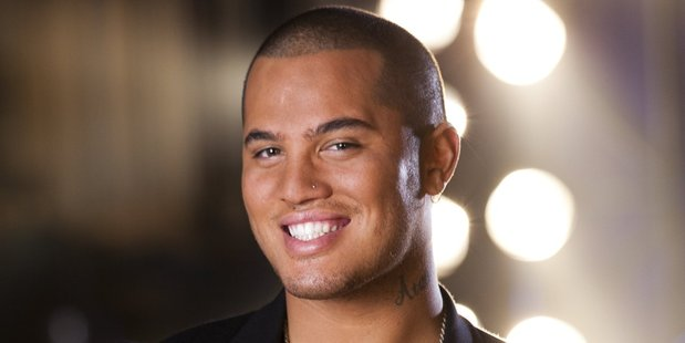 Stan Walker loves London.