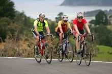 The K2 cycle race around the Coromandel is one of the hardest one-day cycles.