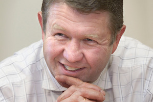 David Cunliffe's honeymoon phase is now clearly coming to an early end. Photo / NZ Herald