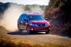 2013 Nissan Pathfinder. Photo / Supplied