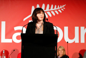 Helen Kelly, President of the NZ Council of Trade Unions. Photo / Michael Craig