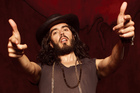 Russell Brand believes democracy's failings make revolution inevitable.
