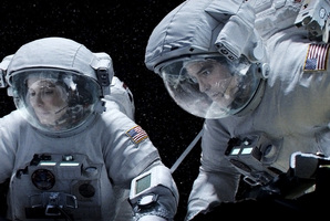 Blockbuster movie Gravity was filmed in England.
