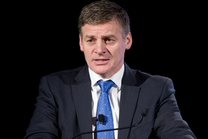 Finance Minister Bill English has announced he is giving up his Clutha Southland seat for a list place. Photo / NZ Herald