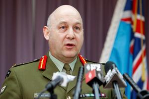 Lieutenant General Rhys Jones. File photo / APN