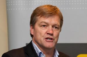 Frank van Hattum. Photo / NZPA