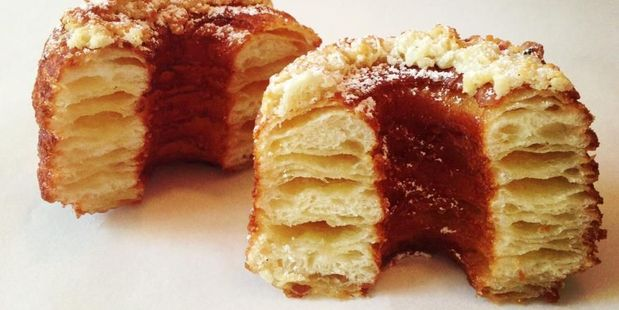 Cronuts, a creation of New York chef Dominique Ansel, have become the latest food fad.