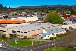 The versatile property on the western fringe of Waihi's commercial centre features rental growth linked to the CPI.