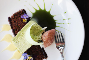 The Strongroom, is food foraging fanatic Michael Daly's newest venture.  Photo / Michael Daly
