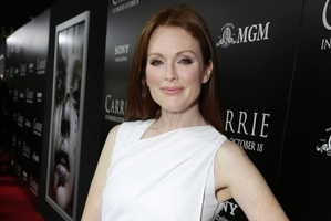 Julianne Moore is making a second career as a writer. Photo/ AP