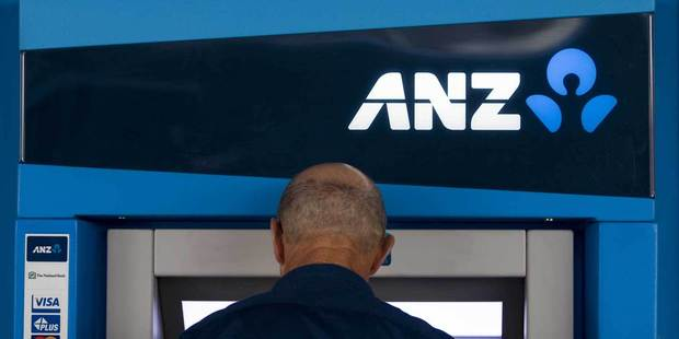 ANZ New Zealand lifted its annual cash profit by 12 per cent.