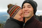 Rutger Hale, with his girlfriend Danielle Oylear, died when an unknown object crashed through their car windscreen near Wanaka.
