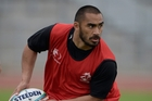 Thomas Leuluai was originally named to play France this morning but an injury has kept him out of the match. Photo / Getty Image
