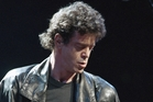 Lou Reed influenced generations of musicians. Photo / AP
