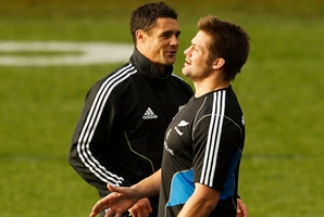 Richie McCaw and Dan Carter are convinced they'll make it to 2015 despite their absences this year on sabbaticals and through injury. Photo / Getty Images