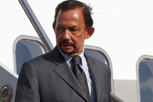 Sultan Bolkiah. Photo / AP