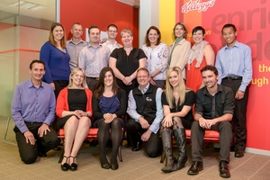 The team at Kellogg pride themselves on finding innovative ways to face challenges. Photo / Ted Baghurst