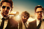 Phil, Alan and Stu from The Hangover III.