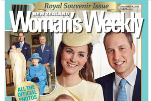 The New Zealand Woman's Weekly is one of the titles sold by APN to the German Bauer publishing group. Photo / APN