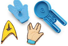 Star Trek cookie cutters.