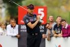 Ian Poulter backs himself to win in Turkey. Photo / AP