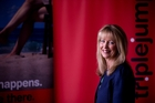 Triplejump founder Cecilia Farrow plans to list the company in mid 2014. Photo / Dean Purcell