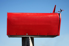 The alleged offender had not targeted the owners of the letterbox. Photo / Thinkstock