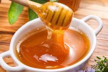 Honey gets its sweetness from glucose and fructose.Photo / Thinkstock