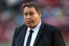 All Blacks coach Steve Hansen. Photo / Getty Images
