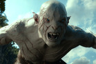 A scene from The Hobbit: The Desolation of Smaug, due for release on December 12 in New Zealand.