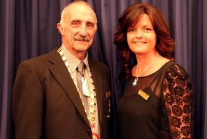 Far North Mayor John Carter has named first-time councillor Tania McInnes as his deputy. Photo / Supplied