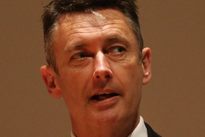 Tauranga mayor Stewart Crosby.