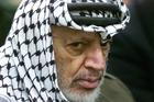 Yasser Arafat.