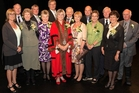 The new Whangarei District Council after being sworn in.