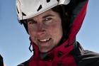 HURT: Outdoors adventurer Heather Rhodes fell 300m down a glacier.