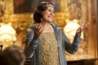Dame Kiri Te Kanawa in Downton Abbey.