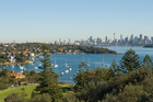 Richard and Berangere Graham's relaxed stroll from one gorgeous beach to another gives sightseers an unexpected view of Sydney. Photo / Thinkstock