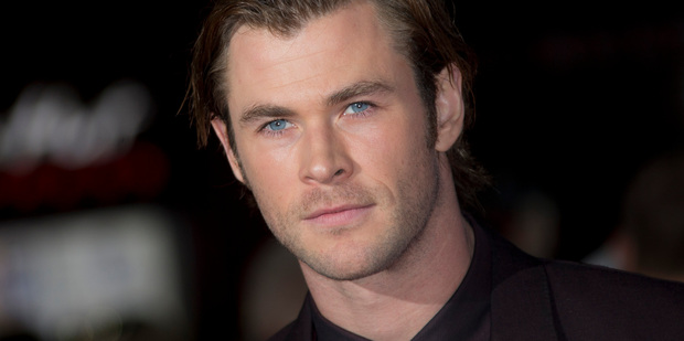 Chris Hemsworth says he's eating the equivilent of one milkshake a day to prepare for his new role.  Photo / AP