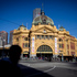 Flinders Street Station. Photo / NZH